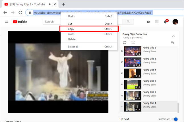 Bagaimana untuk muat turun YouTube Playlist to MP3 video dengan Playlist downloader